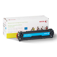 106R2223 (CE321A) Compatible Remanufactured Toner, 1300 Page-Yield, Cyan