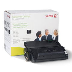 106R2273 (Q5942X) Compatible Remanufactured Extended Yield Toner, 28000 Page-Yield, Black