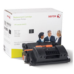 106R2632 (CE390X) Compatible Remanufactured High-Yield Toner, 25400 Page-Yield, Black