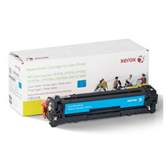 006R01440 Replacement Toner for CB541A (125A), 1400 Page Yield, Cyan