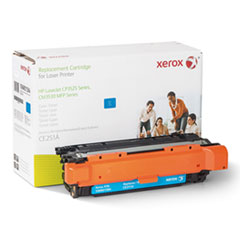 106R1584 (CE251A) Compatible Remanufactured Toner, 8400 Page-Yield, Cyan