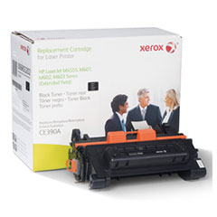 6R3202 (CE390A) Compatible Remanufactured Extended Yield Toner,18000 Page-Yield, Black