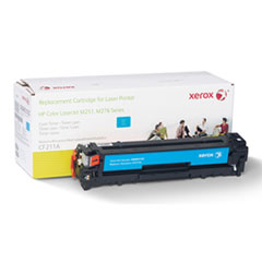 6R3182 (CF211A) Compatible Remanufactured Toner, 1800 Page-Yield, Cyan