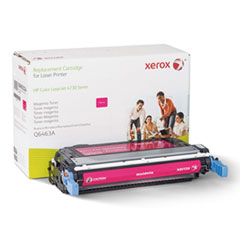 6R3024 (Q6463A) Compatible Remanufactured Toner, 12000 Page-Yield, Magenta
