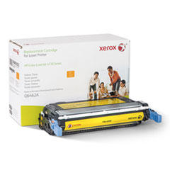 6R3025 (Q6462A) Compatible Remanufactured Toner, 12000 Page-Yield,Yellow