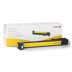 106R2140 (CB382A) Compatible Remanufactured Toner, 23500 Page-Yield, Yellow