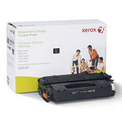 106R2284 (Q5949X) Compatible Remanufactured Extended Yield Toner, 9000 Page-Yield, Black