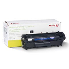 106R2274 (Q2612X) Compatible Remanufactured Extended Yield Toner, 4100 Page-Yield, Black
