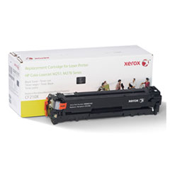 6R3181 (CF210X) Compatible Remanufactured High-Yield Toner, 2400 Page-Yield, Black