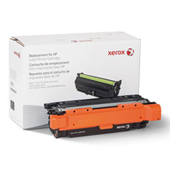 106R1583 (CE250A) Compatible Remanufactured Toner, 6900 Page-Yield, Black