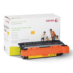 106R2219 (CE262A) Compatible Remanufactured Toner, 12700 Page-Yield, Yellow