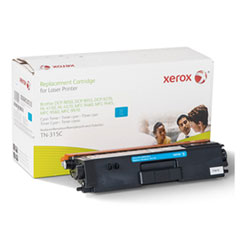 006R03033 Remanufactured TN315C Toner, Cyan