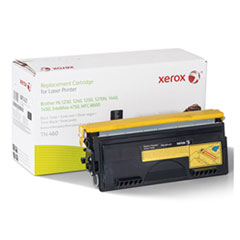 6R1421 (TN-460) Compatible Remanufactured High-Yield Toner, 7100 Page-Yield, Black