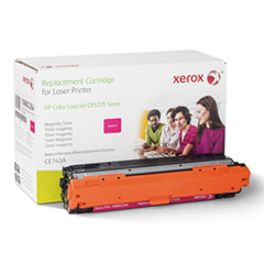 106R2264 (CE743A) Compatible Remanufactured Toner, 7300 Page-Yield, Magenta