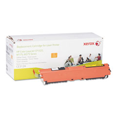 106R2259 (CE312A) Compatible Remanufactured Toner, 1000 Page-Yield, Yellow