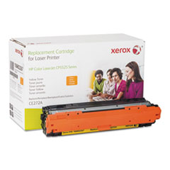 106R2267 (CE272A) Compatible Remanufactured Toner, 15000 Page-Yield, Yellow