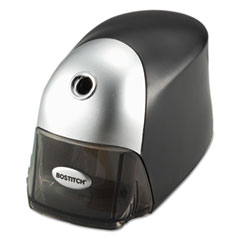 QuietSharp Executive Electric Pencil Sharpener, Black/Graphite