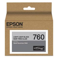 T760920 (760) UltraChrome HD Ink, Light Light Black