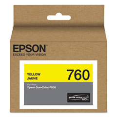 T760420 (760) UltraChrome HD Ink, Yellow