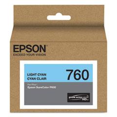 T760520 (760) UltraChrome HD Ink, Light Cyan