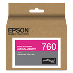 T760320 (760) UltraChrome HD Ink, Vivid Magenta