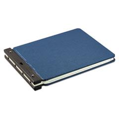"Raven Vinyl-Guarded Post Binder, 2"" Cap, 11 x 17, Light Blue"