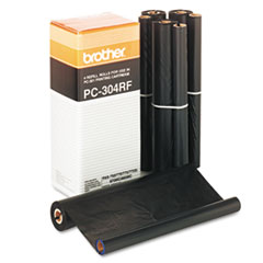 PC304RF Thermal Transfer Refill Rolls, 4/BX