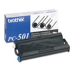 PC501 Thermal Transfer Print Cartridge, Black