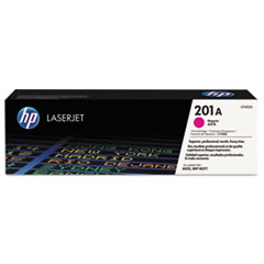 HP 201A, (CF403A) Magenta Original LaserJet Toner Cartridge