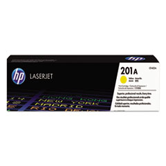HP 201A, (CF402A) Yellow Original LaserJet Toner Cartridge
