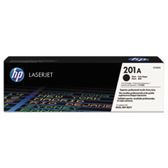 HP 201A, (CF400A) Black Original LaserJet Toner Cartridge