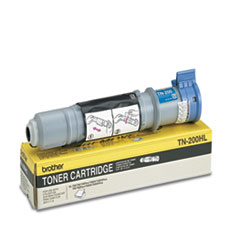 TN200HL Toner, 2200 Page-Yield, Black