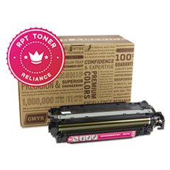 Remanufactured CE253A (504A) Toner, Magenta - Compatible