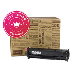 Remanufactured CE413A (305A) Toner, Magenta - Compatible