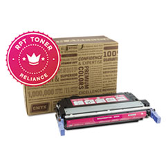 Remanufactured Q5953A (643A) Toner, Magenta - Compatible