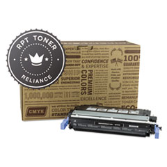 Remanufactured Q5950A (643A) Toner, Black - Compatible