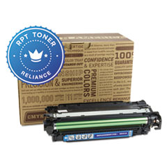 Remanufactured CE251A (504A) Toner, Cyan