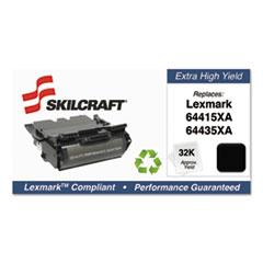 751000NSH1010 Remanufactured 64415XA Extra High-Yield Toner, Black