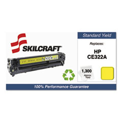751000NSH1111 Remanufactured CE322A Toner, Yellow