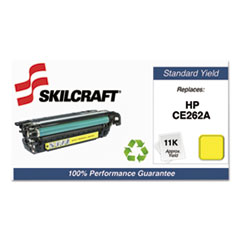 751000NSH1116 Remanufactured CE262A Toner, Yellow