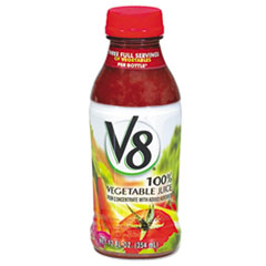 Vegetable Juice, 12oz Bottle, 12/Box