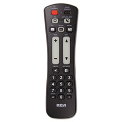 Two-Device Universal Remote, Black