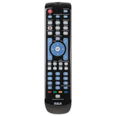 Four-Device Universal Remote, Black