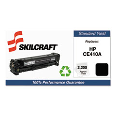 751000NSH1283 Remanufactured CE410A Toner, Black