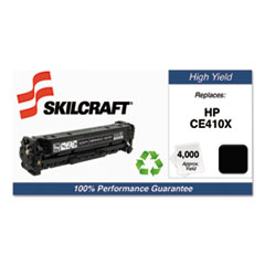 751000NSH1284 Remanufactured CE410X High-Yield Toner, Black