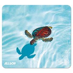 Naturesmart Mouse Pad, Turtle Design, 8 1/2 x 8 x 1/10