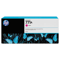 HP 771, (B6Y17A) Magenta Original Ink Cartridge