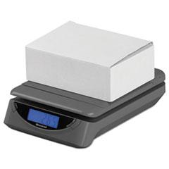 25lb Electronic Postal Shipping Scale, 8 x 6 Platform, Gray