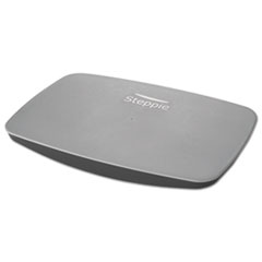 Steppie Balance Board, 22 1/2w x 14 1/2d x 2 1/8h, Two-Tone Gray