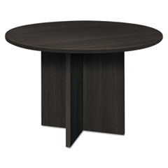 BL Laminate Series Round Conference Table, 48 dia. X 29 1/2h, Espresso